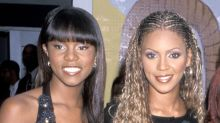 Beyonce Hugs Pregnant LeToya Luckett's Baby Bump in Mini Destiny's Child Reunion -- See the Pic