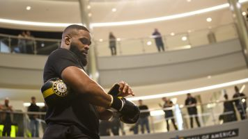 Woodley calling out Khabib shows ambition, class