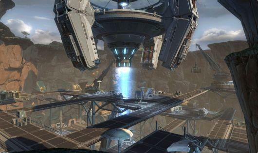 Star Wars: The Old Republic opens up test servers for patch 2.0