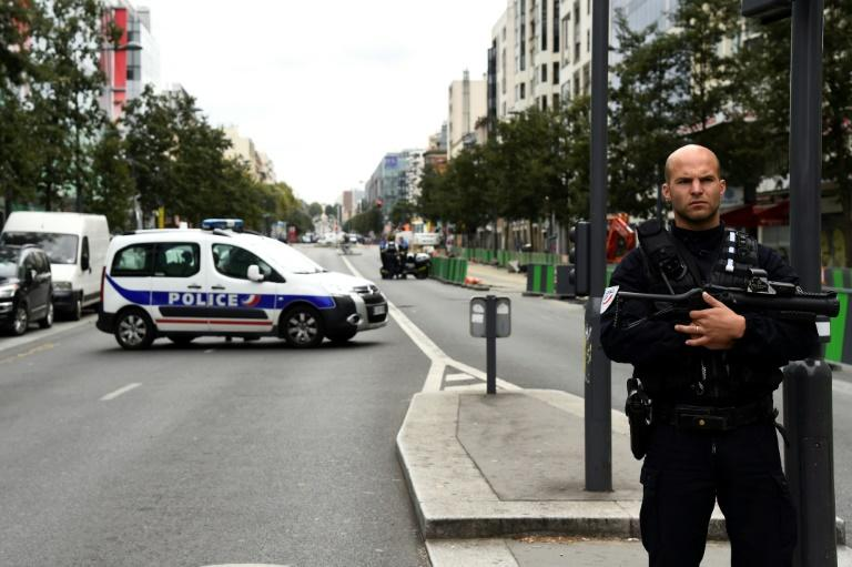 Possible Syria terror link to Paris arrests: minister