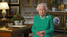 Queen calls for 'good-humored resolve' as coronavirus deaths rise in U.K.
