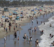 'Dangerous,' record-breaking heat scorches southern USA