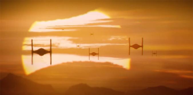 Japanese 'Star Wars' trailer has new 'Force Awakens' footage