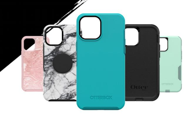 OtterBox's MagSafe-compatible iPhone 12 cases will be available soon
