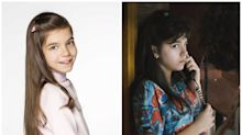 Así hemos visto crecer a María Alcántara en 'Cuéntame'