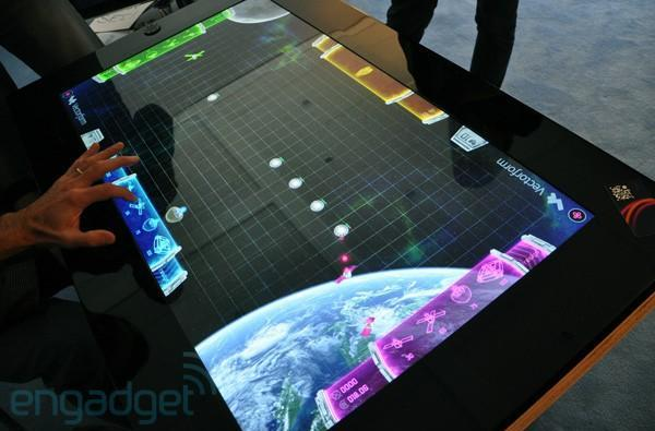 Samsung SUR40 for Microsoft Surface hands-on with video! (update)