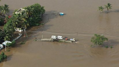 Canadians fear for relatives trapped in flooded Indian state