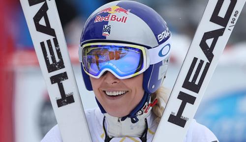 """Ski Alpin: Lindsey Vonn schwärmt von Shiffrin: """"Wahnsinn!"""""""