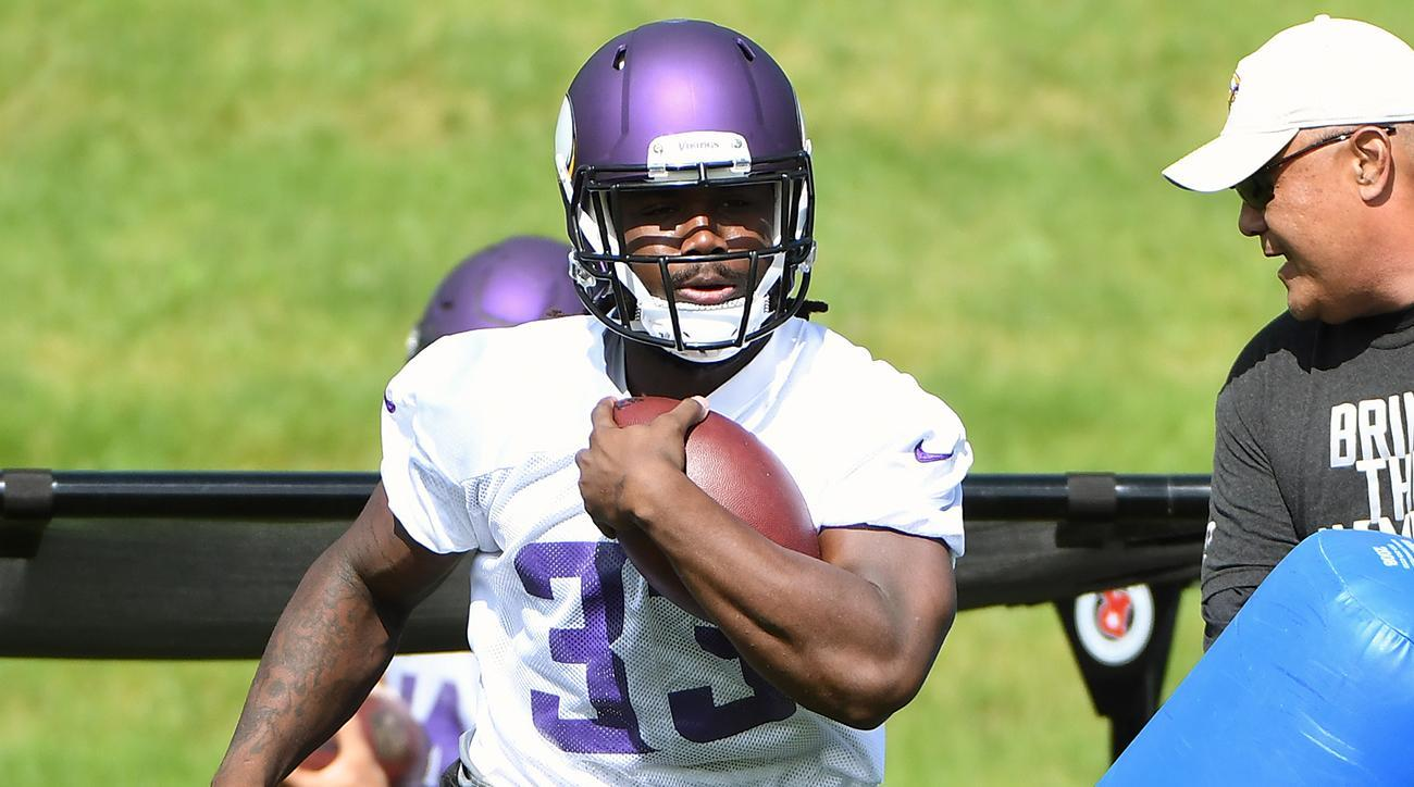 Minnesota Vikings Fantasy Football 2017 Preview What Is