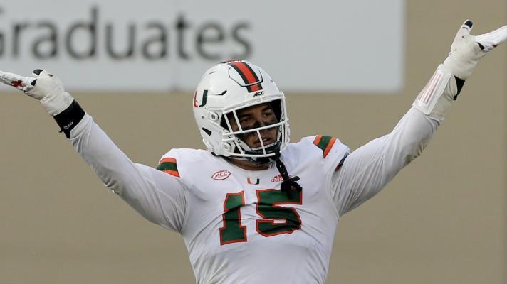 Jaelan Phillips NFL Draft Prospect Profile