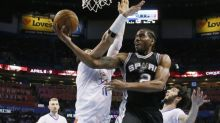Kawhi Leonard enters concussion protocol, out for big Warriors-Spurs tilt