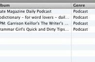 How to: Create a smart podcast playlist in iTunes