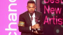Chance the Rapper Gets the BET Awards Crowd on Its Feet After Surprise Introduction from Michelle Obama