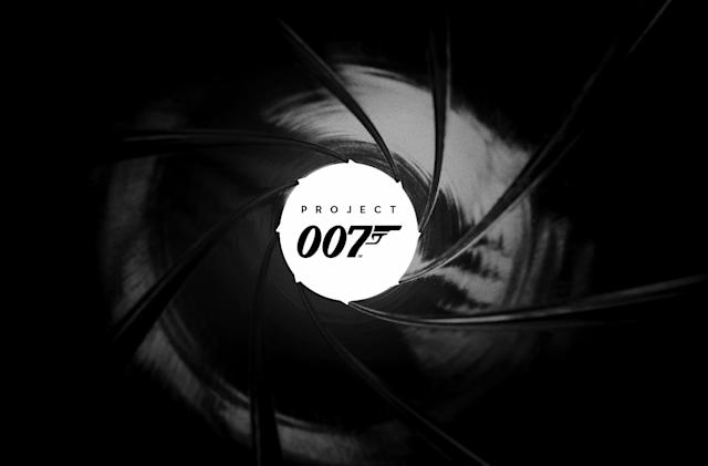 The studio behind Hitman is making a James Bond game