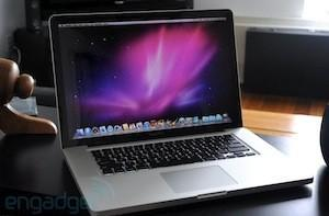 Engadget goes hands-on with the new MacBook Pro