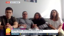 'Gogglebox' stars open up about 'frightening' coronavirus fight