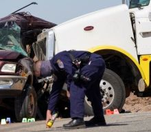 Fifteen die in southern California crash near Mexico border