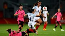 England's record-breaker Karen Carney sets sights on Euro 2017 glory