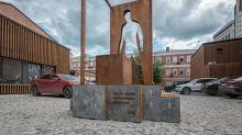 À Moscou, un monument érigé en l'honneur des coursiers