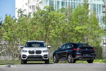探索未知之境!BMW X3、X4白金領航版全新登場