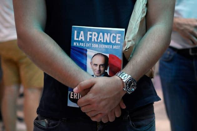Le livre d'Éric Zemmour s'est vendu à 78.851 exemplaires en six jours
