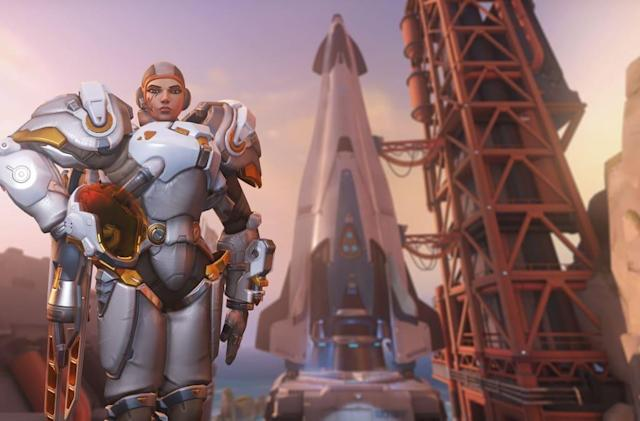 'Overwatch' Anniversary event brings custom Workshop games to all