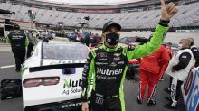 Chastain snags Ganassi Cup ride in busy NASCAR free agency