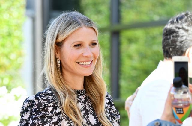 Netflix gave Gwyneth Paltrow money to make a 'Goop' series