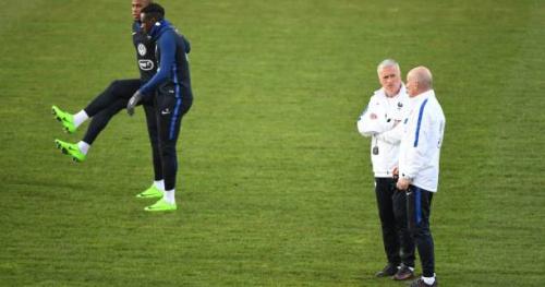 Foot - Bleus - Des habitués et Benjamin Mendy contre le Luxembourg