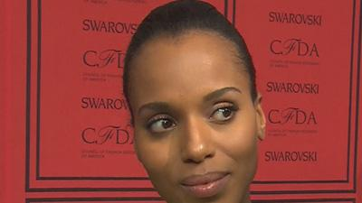 Kerry Washington Dishes On 'Anxiety Provoking' Commencement Speech