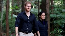 'I had no words': Meghan Markle helps Vancouver Island couple take a picture