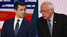 Buttigieg attacks Bernie and Bloomberg: 'Let's put forward somebody who's actually a Democrat'