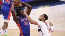 Westbrook's triple-double, Beal's 37 lead Wiz over Pistons