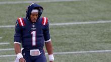 Patriots QB Cam Newton wasn't surprised Bill Belichick benched him: 'I'm a realist'