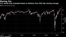 Veterano de mercado acionário dos EUA vê correção de curto prazo