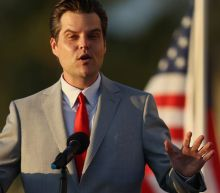 Matt Gaetz Surfaces at Trumpy Summit to Declare 'I'm Built for the Battle'