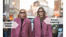 Twinning-Look des Tages: Doppelt stylish in Kopenhagen