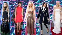 This week's best dressed celebrities: 6 March 2018