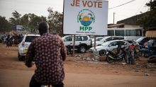 """Au Burkina Faso, l'élection présidentielle dans """"un climat de peur"""" face à la menace jihadiste"""