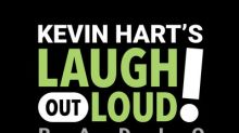"""""""Kevin Hart's Laugh Out Loud Radio"""" to Launch Exclusively on SiriusXM on February 14"""