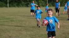 No limits: Volunteers drive success of soccer group for kids with autism
