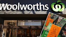 Woolworths promotion sparks 'disgust' in vegan group online