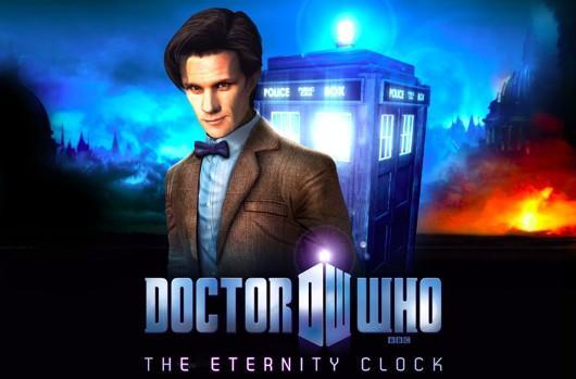 Doctor Who: The Eternity Clock lands on PSN May 23
