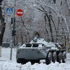 Tensions down after 'coup' in Ukraine's separatist region