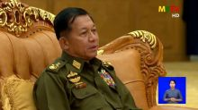 Lobbyist says Myanmar junta wants to improve relations with the West, spurn China