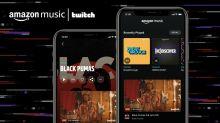 Disfruta en tu celular de las actuaciones de Twitch de tus artistas preferidos con Amazon Music
