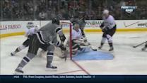 Kopitar buries the wrap around on Andersen