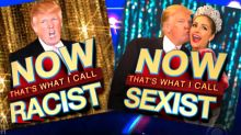 Stephen Colbert Trolls Donald Trump With 'NOW That's What I Call Racist' EDM Album