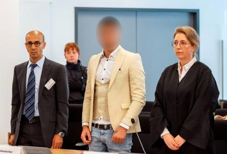German court convicts Syrian over stabbing that triggered Chemnitz riots