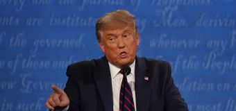 Trump attacks moderator of upcoming debate